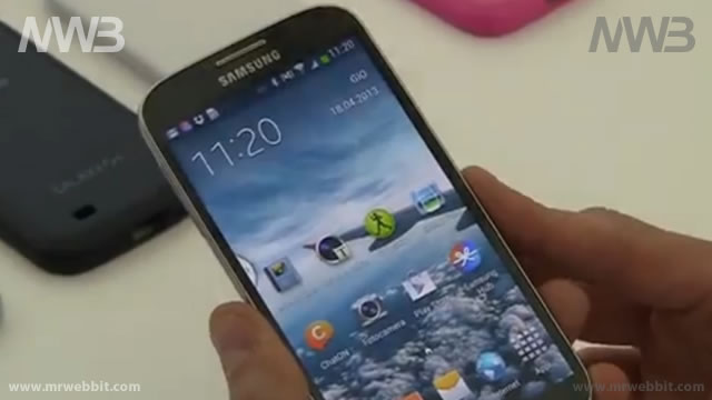 Arriva Samsung Galaxy S4, tutte le caratteristiche