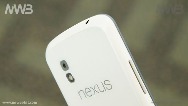 Sta per arrivare Nexus 4 Bianco