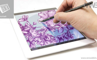 Nomad Brush dipingere su Tablet e Smartphone