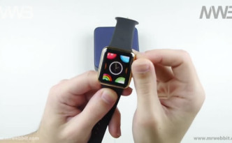apple watch oro si rompe in un campo magnetico