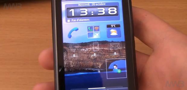 Demo di SPB Mobile Shell 3.7 per Symbian^3