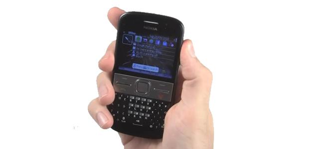 Nokia E5 recensione