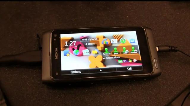 Nokia N8 HDMI