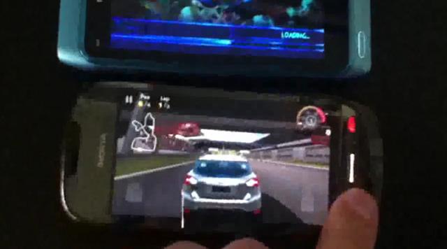 Nokia N8, Nokia C7 Games