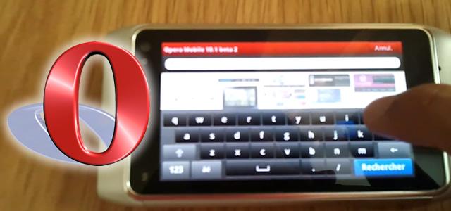Opera beta per Nokia N8