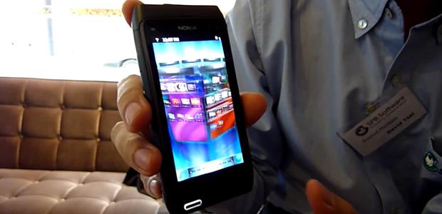 Spb Mobile Shell 5.0 per Nokia N8
