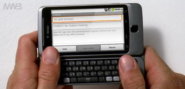 T-Mobile e HTC
