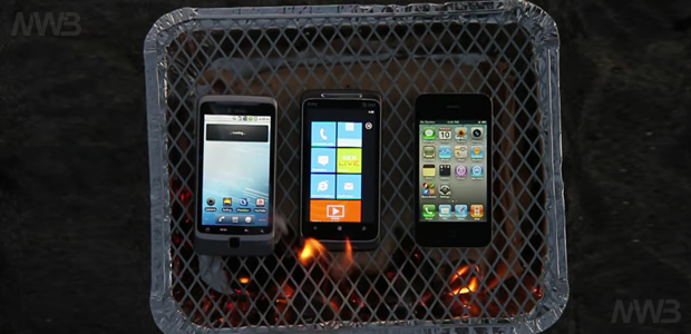 Android  iPhone Windows Phone 7
