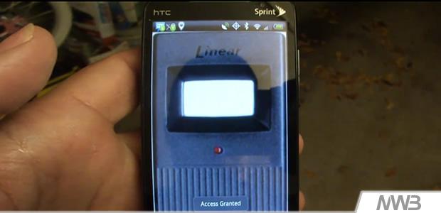 Aprire il cancello con smartphone Android la guida sul come fare