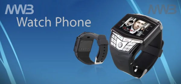 GD910 Watch Phone