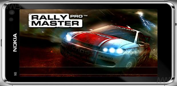 Rally Master Pro per Nokia N8