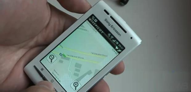 Sony Ericsson X8 Xperia