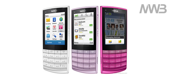 Nokia X3-01