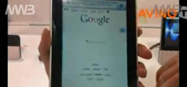 ENSPERT E301 nuovi tablet in arrivo a sfidare iPad