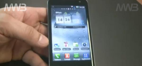 LG Optimus 2X dual processor da 1Ghz firmato Nvidia
