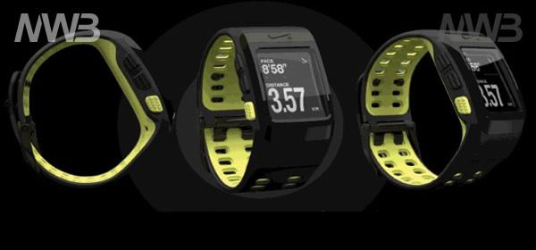 Nike Plus SportWatch con GPS integrato prodotto da TomTom