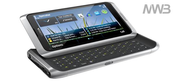 Nokia E7, bussola, accellerometro, wifi, internet, radio stereo