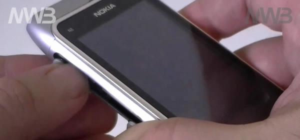 Nokia N8 hardware, come è copstruito come è realizzato