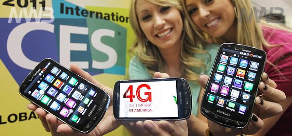Samsung 4G LTE provato in anteprima al CES 2011