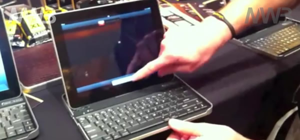 ZAGG ZAGGmate tastiera Bluetooth e custodia per iPad