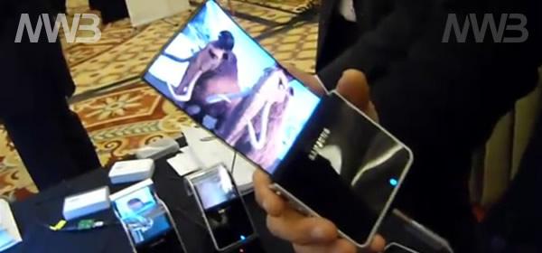 schermi OLED di Samsung