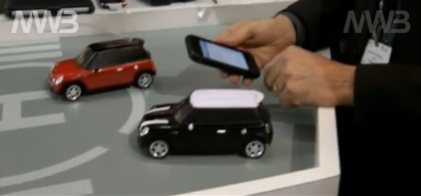 BeeWi Bluetooth Car e iphone