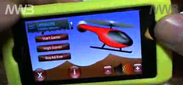 Copter It volare con Nokia N8, scaricare giochi gratuiti, gratis