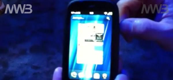 HP Palm Pre 3 webOS 2.2