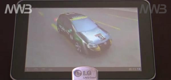 LG G-Slate nuovo tablet da LG