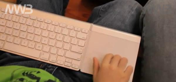 MagicWand per tastiera Mac Apple