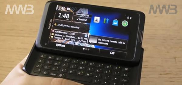 Nokia E7 il video che spiega tutto su questo telefono