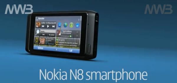 Nokia N8 video promozionale