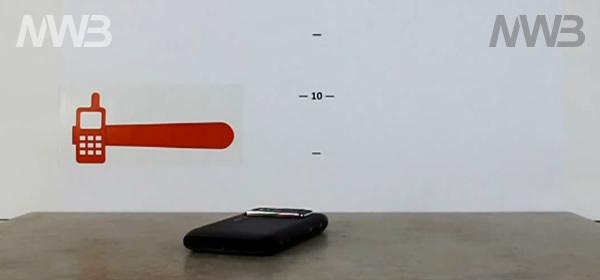 Test cadute nokia N8