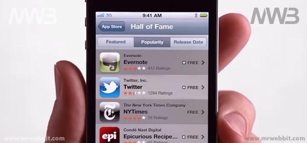 scaricare applicazioni con iphone 4 e itunes