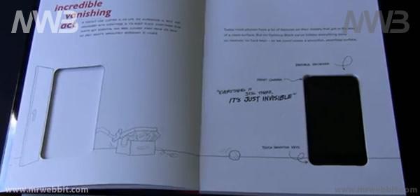 Confezione di vendita di LG Optimus Black