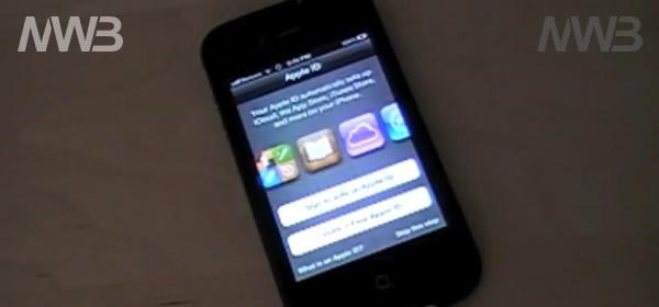 iPhone iOS5, nessuna attivazione tramite PC