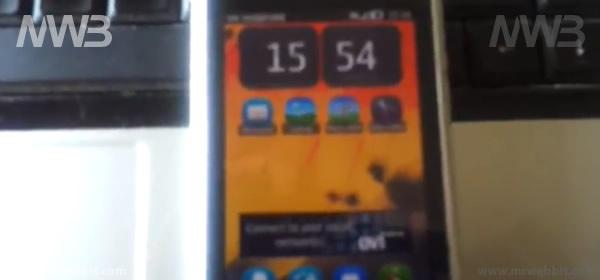 prime maschere symbian 3 belle