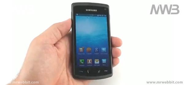 Samsung Wave 3 anteprima con sistema operativo Bada