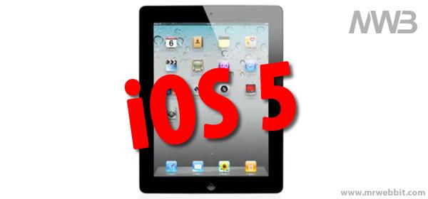 Apple iOS 5 il sistema operativo di apple pronto da scaricare per iphone e ipad, aggiorniamoli