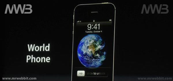 apple iphone 4s finalmente disponibile