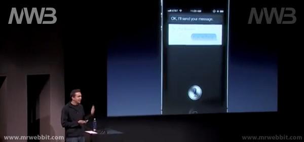 impartiamo comandi vocali ad iphone 4s attraverso l'appicazione siri