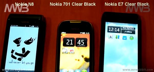 quale modello è il migliore fra Nokia 600 700 701 e Nokia N8 E7