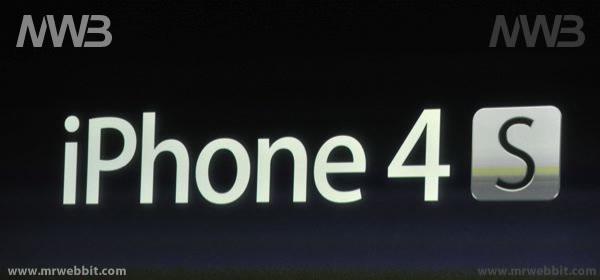 presentato il nuovo iphone 4s