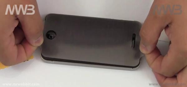 pellicola trasparente protettiva per iphone 4s come applicarla
