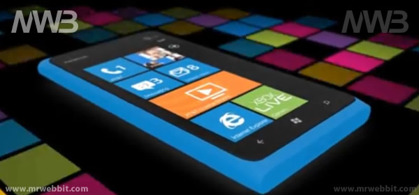 nokia lumia 900 con sistema operativo windows phone 7