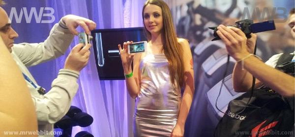 Huawei presenta Ascend D, smartphone quad-core