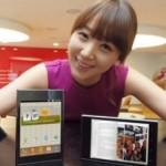 LG Optimus Vu in arrivo dalla corea a marzo, il tablet anti samsung galaxy note