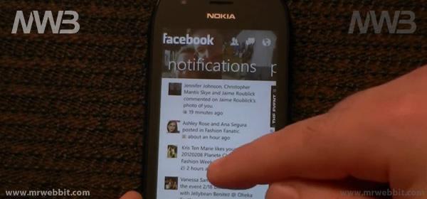 applicazione facebook 2.3 per windows phone scaricare