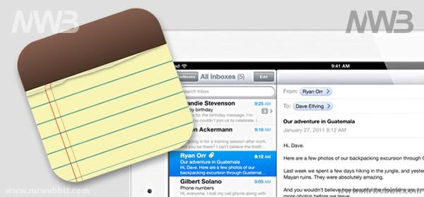 come scrivere annotazioni su ipad il table apple lista della spesa