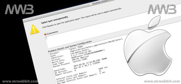 errori e blocchi dopo aggiornamento  Mac OS X 10.7.3 apple risolve